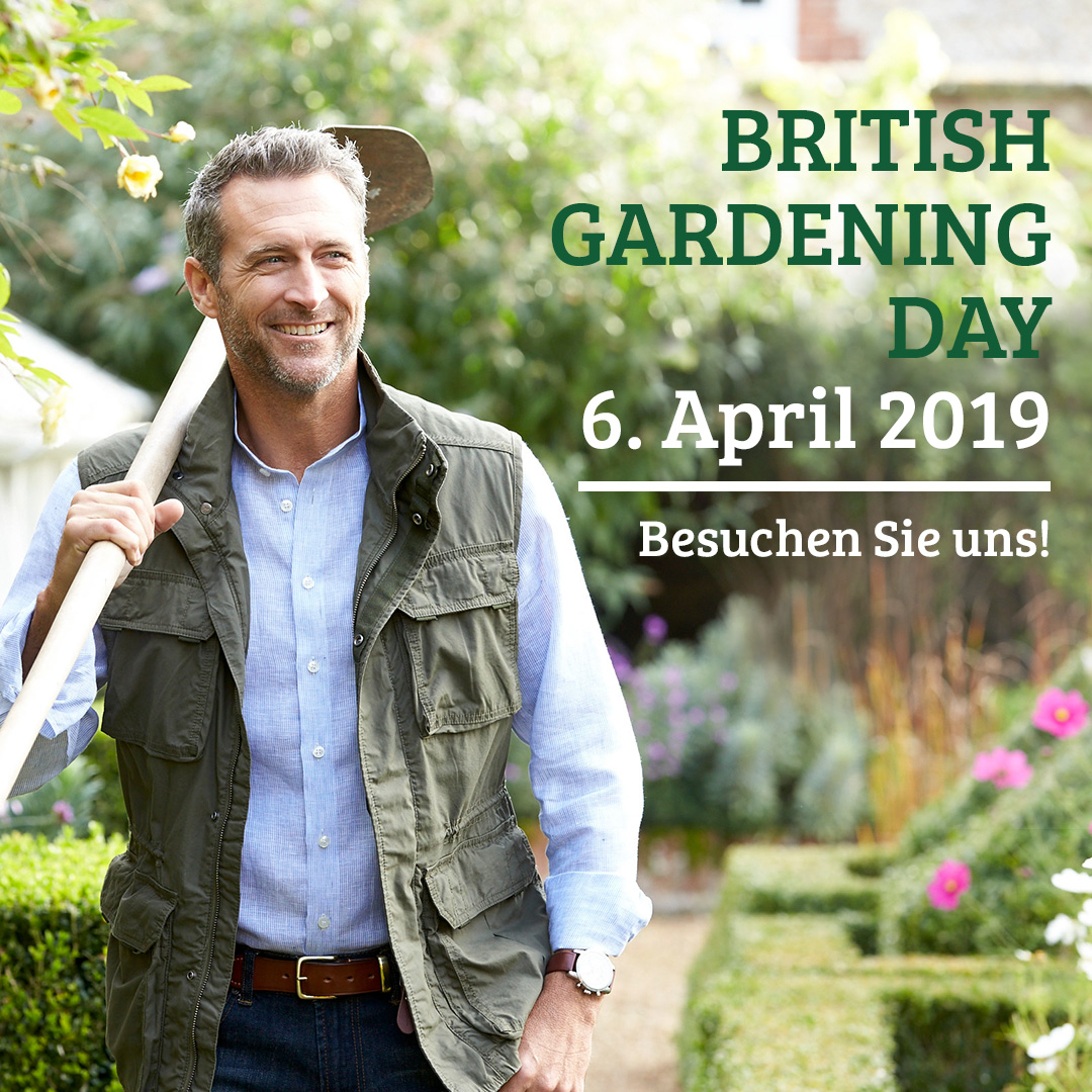 British Gardening Day in Meckenheim