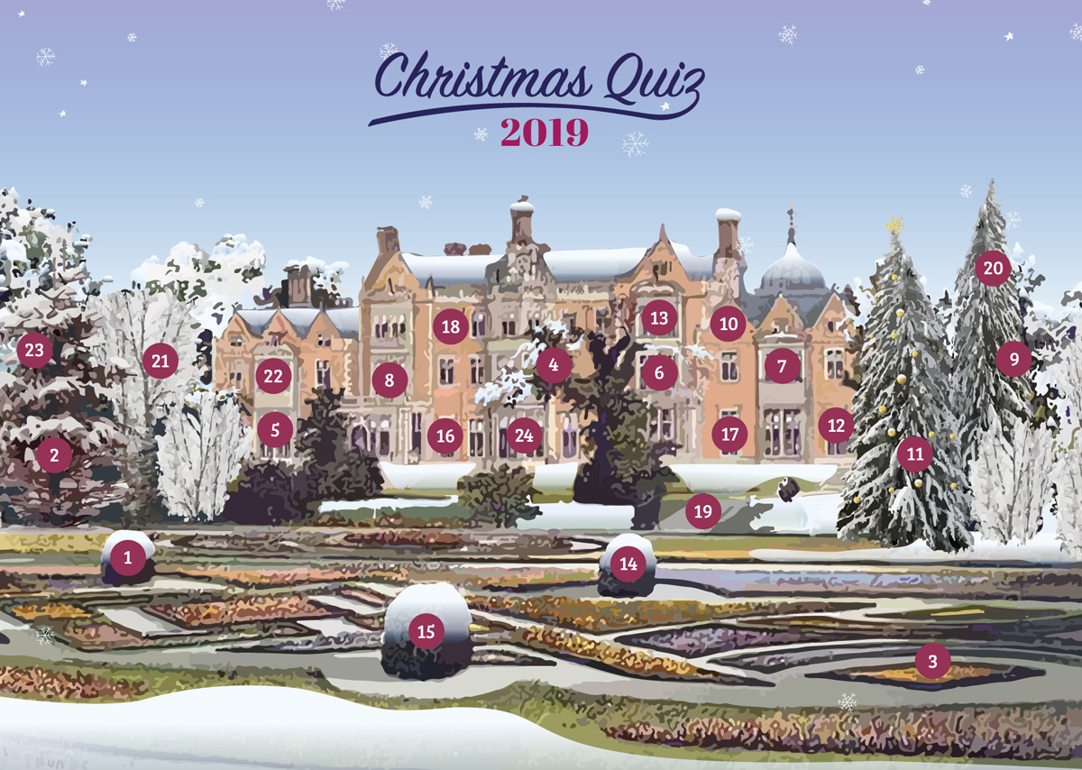 Unser Weihnachtsquiz: A Royal Christmas