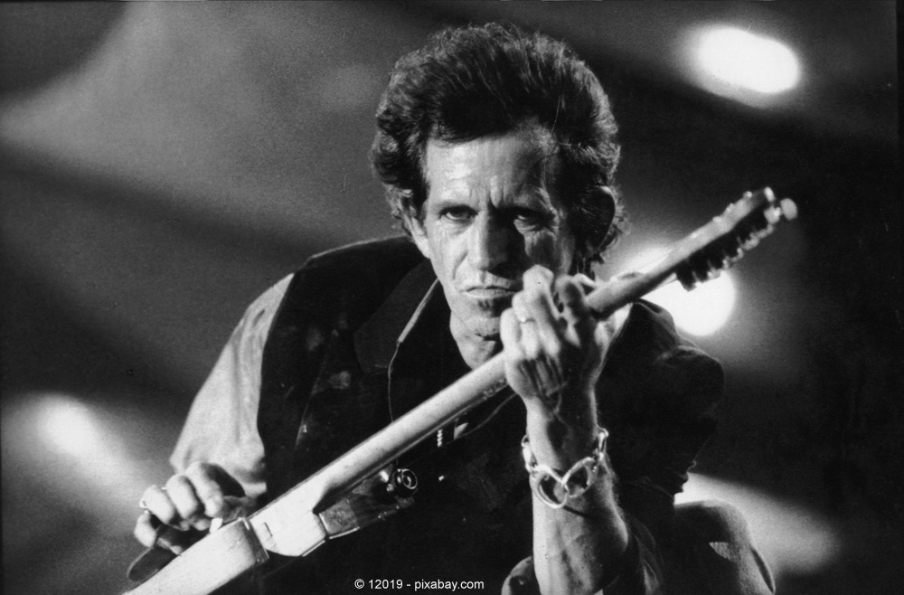 Keith Richards wird 75