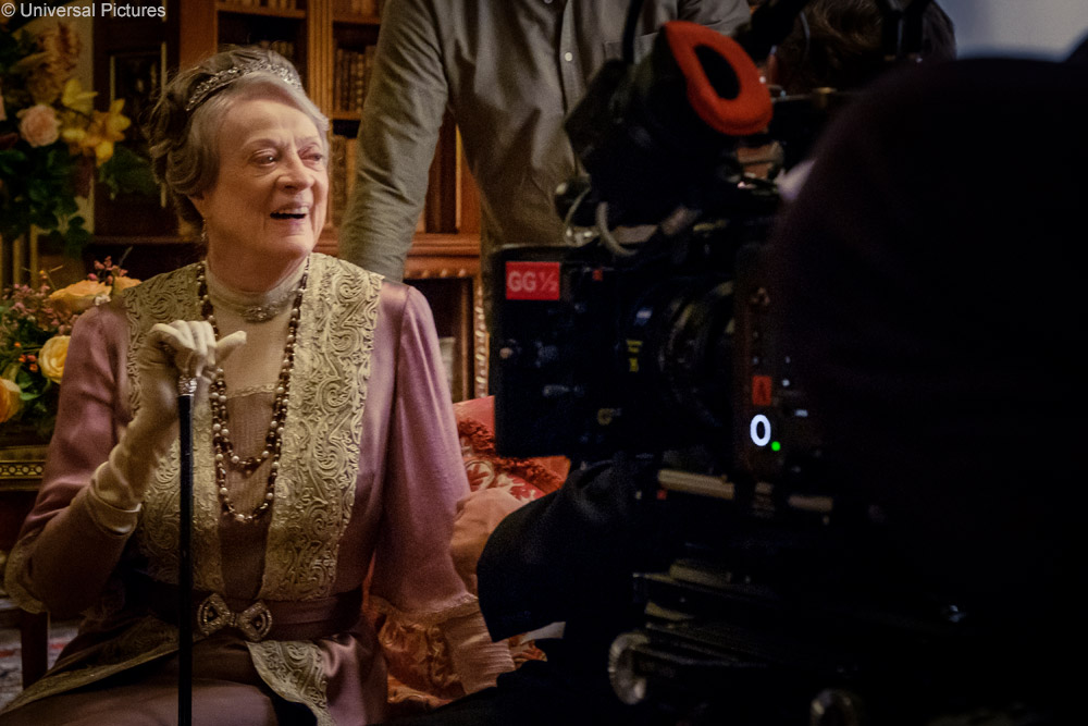 Happy Birthday, Dame Maggie Smith!