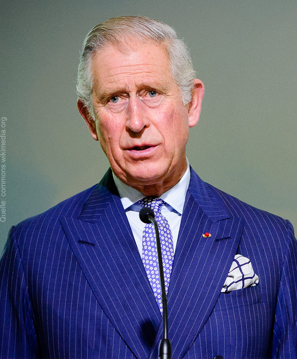 Prince Charles wird 70